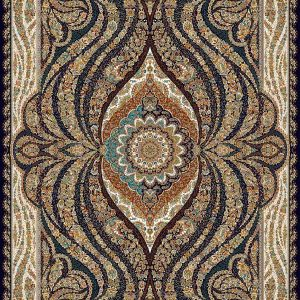 فرش کاشان – ۵۰۰ شانه – طرح اریکا
