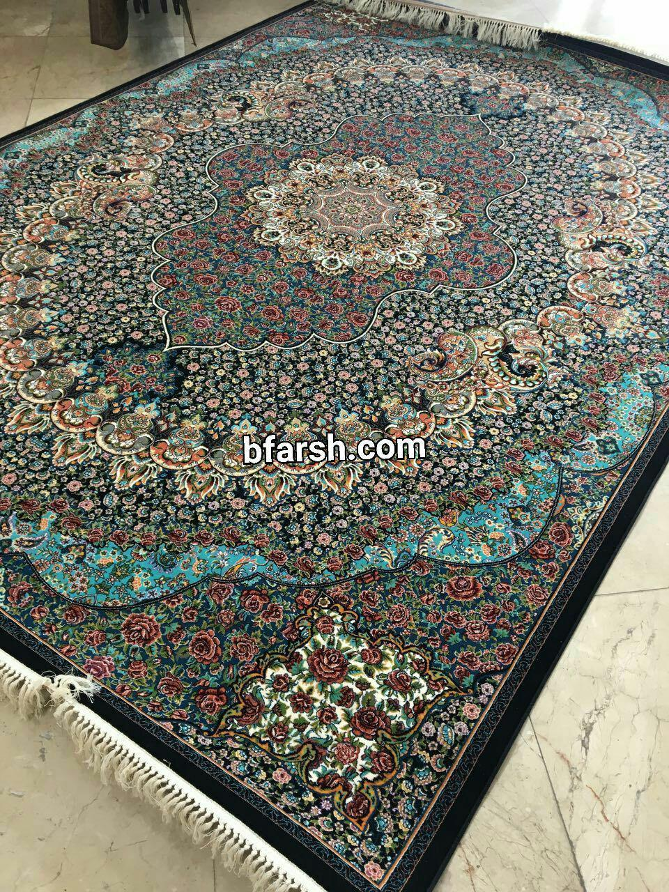 Kashan Carpet Design Mahya