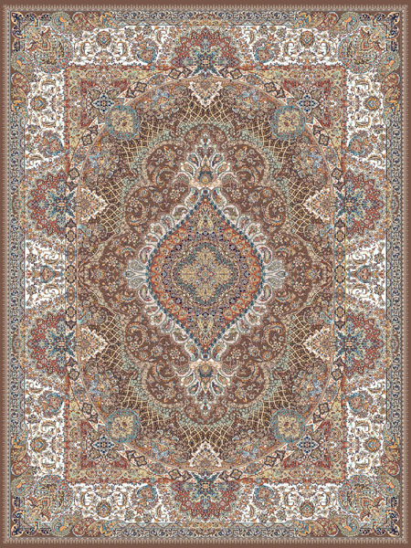 Kashan Carpet Nazanin Design