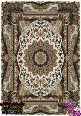 فرش کاشان - 500 شانه - طرح فاخر