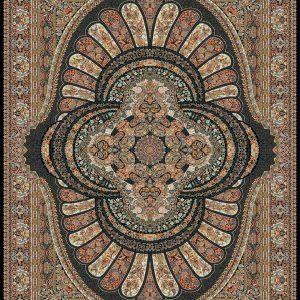 فرش کاشان – ۷۰۰ شانه – طرح رویال