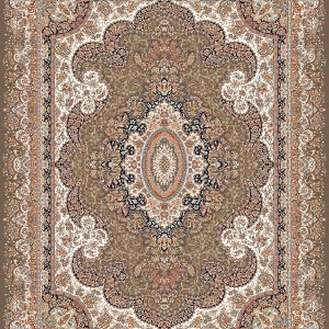 فرش کاشان طرح کشمیر