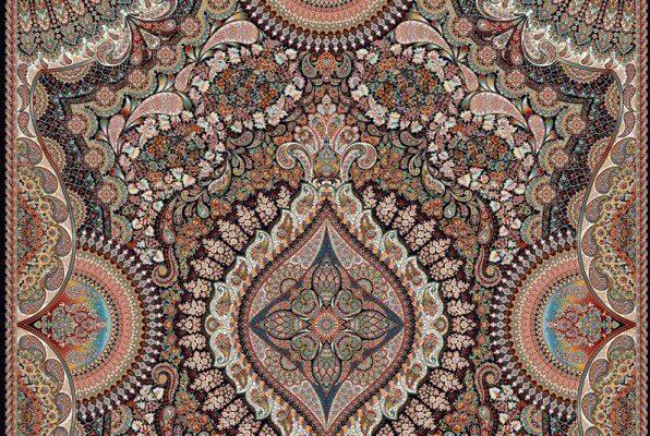 فرش ۱۰۰۰ شانه در فروشگاه فرش