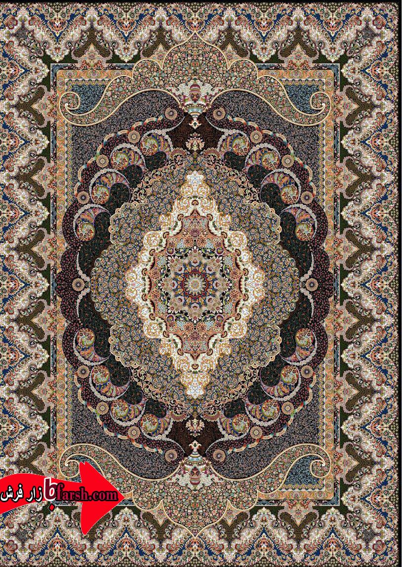 تخفیف ویژه محصولات جدید فرش کاشان