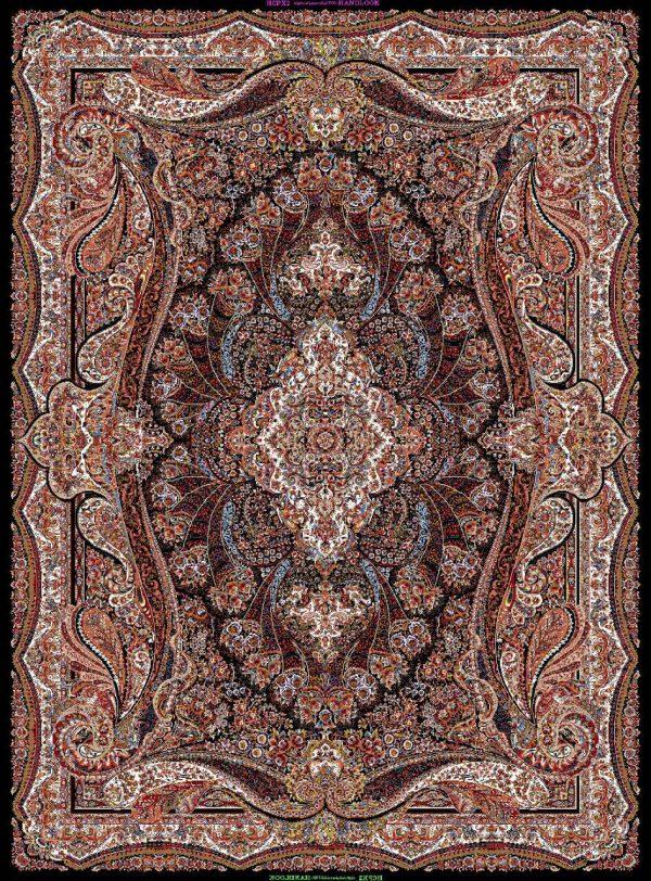 قیمت فرش کاشان مدل ابتین | طرحهای معروف به نام عشایر ایلات و اقوام ایران