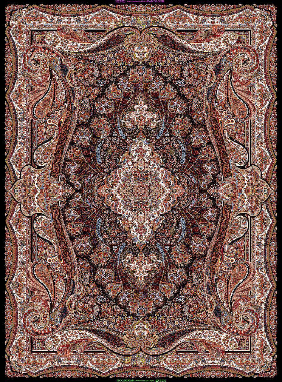 Kashan Carpet Aptin Design 1