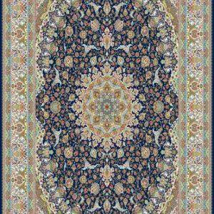 فرش کاشان – ۱۲۰۰ شانه – طرح مهشاد