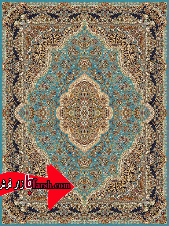 Kashan Carpet Setareh Design