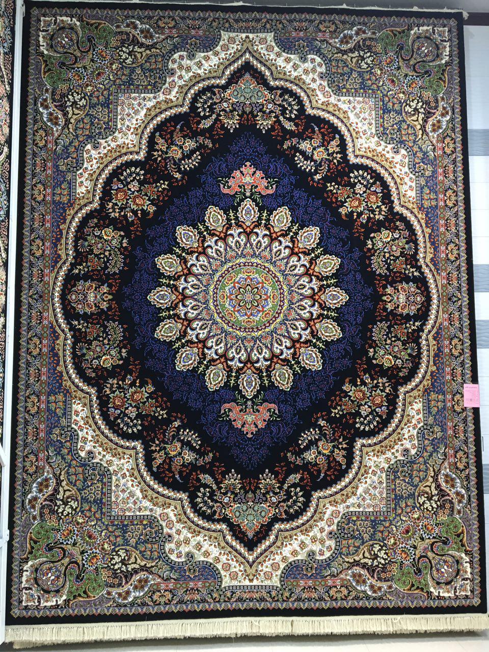 Kashan Carpet Koome Design
