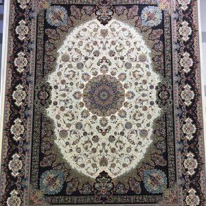 فرش کاشان – ۱۲۰۰ شانه – طرح نامیان
