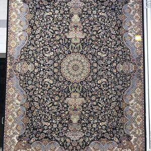 فرش کاشان – ۱۲۰۰ شانه – طرح معراج