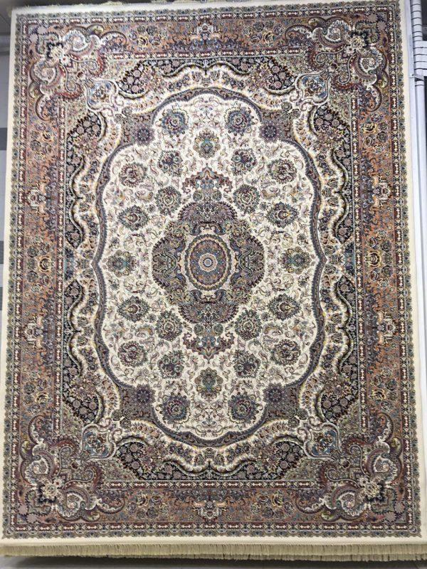 فرش کاشان - 1200 شانه - طرح شادکام