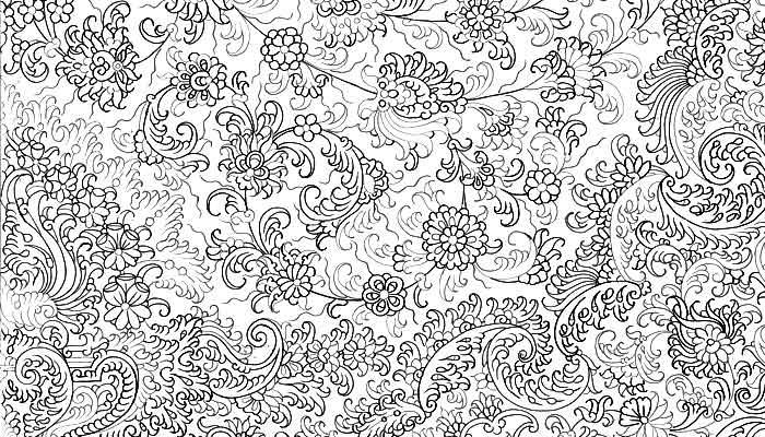 طرح فرش ایران مشهور به نام نقش
