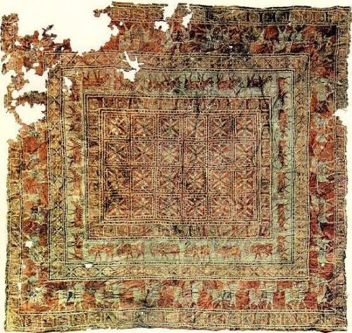 Causative Agents Kashan Carpet