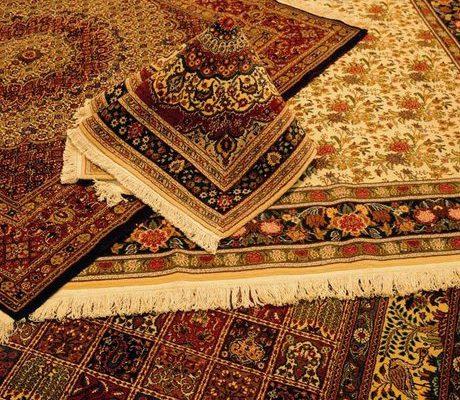 طرح های رایج فرش در استان خراسان