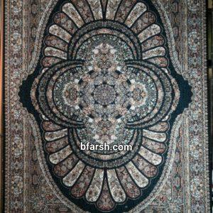 فرش کاشان – ۵۰۰ شانه – طرح رویال ۸ رنگ