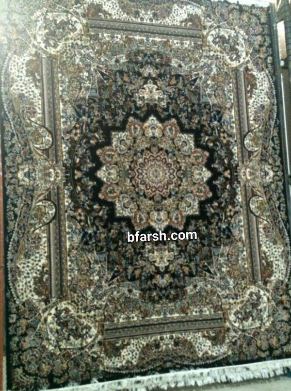 carpet-kashan-fakher-sormeh-five-hundred-shoulders-فاخر-سرمه ای