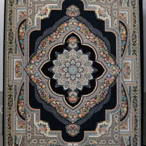 فرش کاشان – ۱۲۰۰ شانه باغ معلق