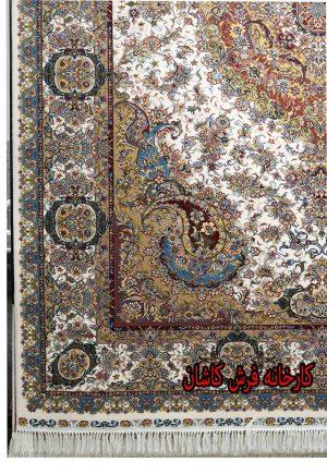 فرش کاشان نقشه خطیبی ۷۰۰ شانه