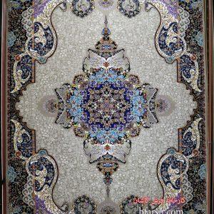فرش کاشان – ۷۰۰ شانه نقشه الی ترمه ای