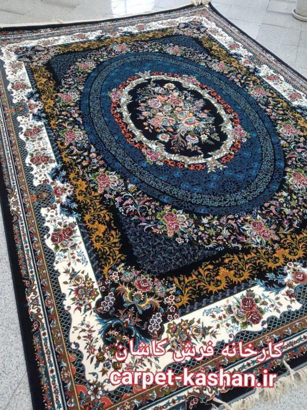 فرش کاشان - 700 شانه نقشه ماتیاس