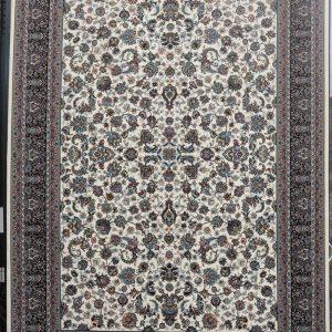 فرش کاشان – ۷۰۰ شانه نقشه افشان