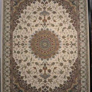 فرش کاشان – ۱۲۰۰ شانه برجسته اصفهان لایت