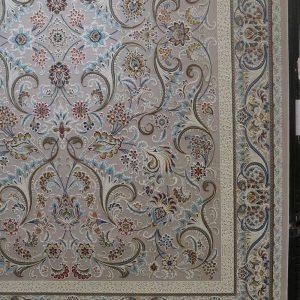 فرش ۷۰۰ شانه برجسته–افشان رز
