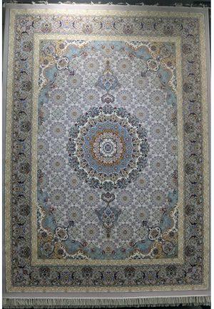 فرش کاشان – ۷۰۰ شانه نقشه سلطنتی خورشید