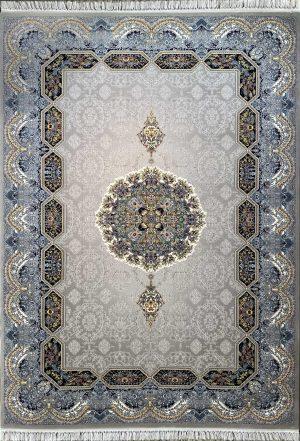 فرش کاشان – ۷۰۰ شانه نقشه هالیدی فیلی