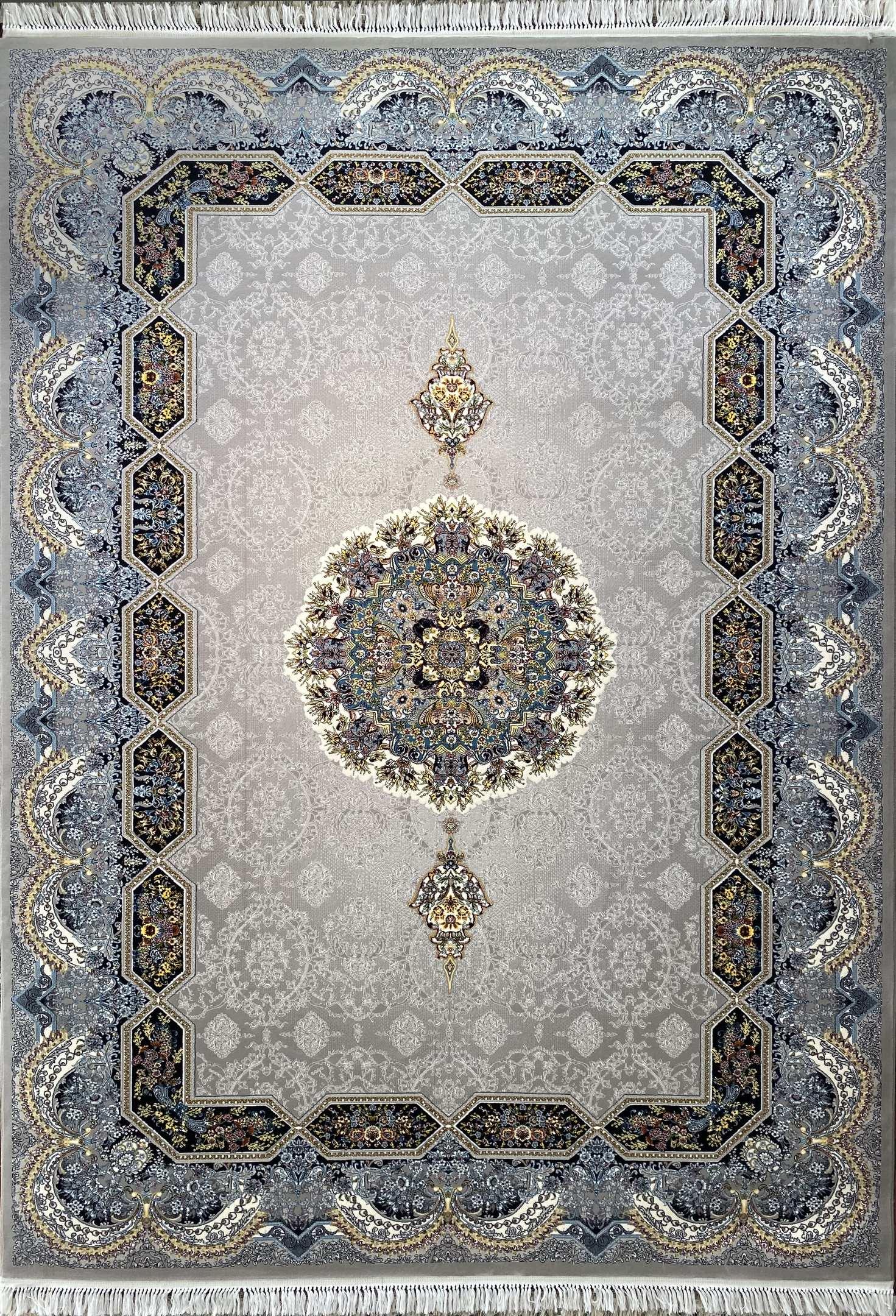 فرش کاشان – 700 شانه نقشه هالیدی فیلی