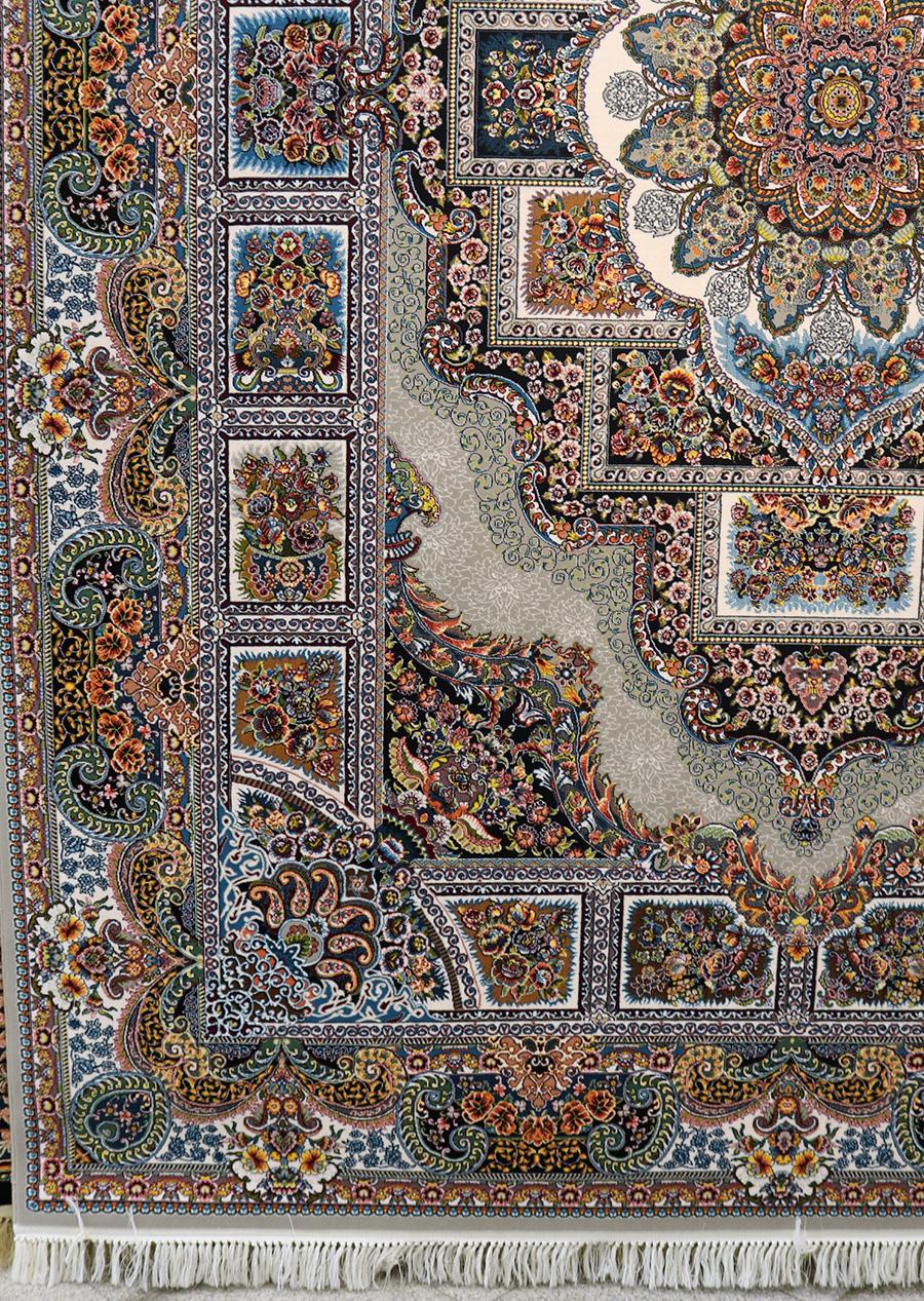 فرش-حوض-نقره-700-شانه-رنگ-فیلی