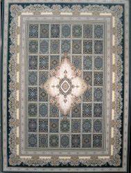 فرش کاشان- نقشه باران ۱۲۰۰ شانه