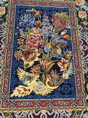 فرش باغ ارم