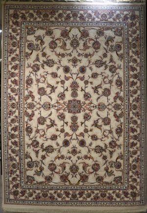 فرش گل برجسته ۷۰۰ شانه افشان گل رنگی