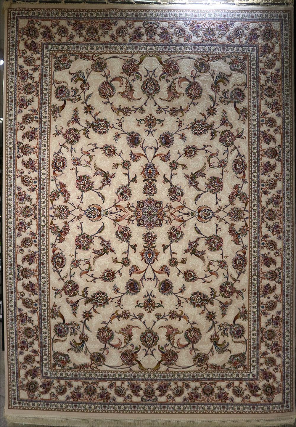 فرش گل برجسته 700 شانه افشان گل رنگی