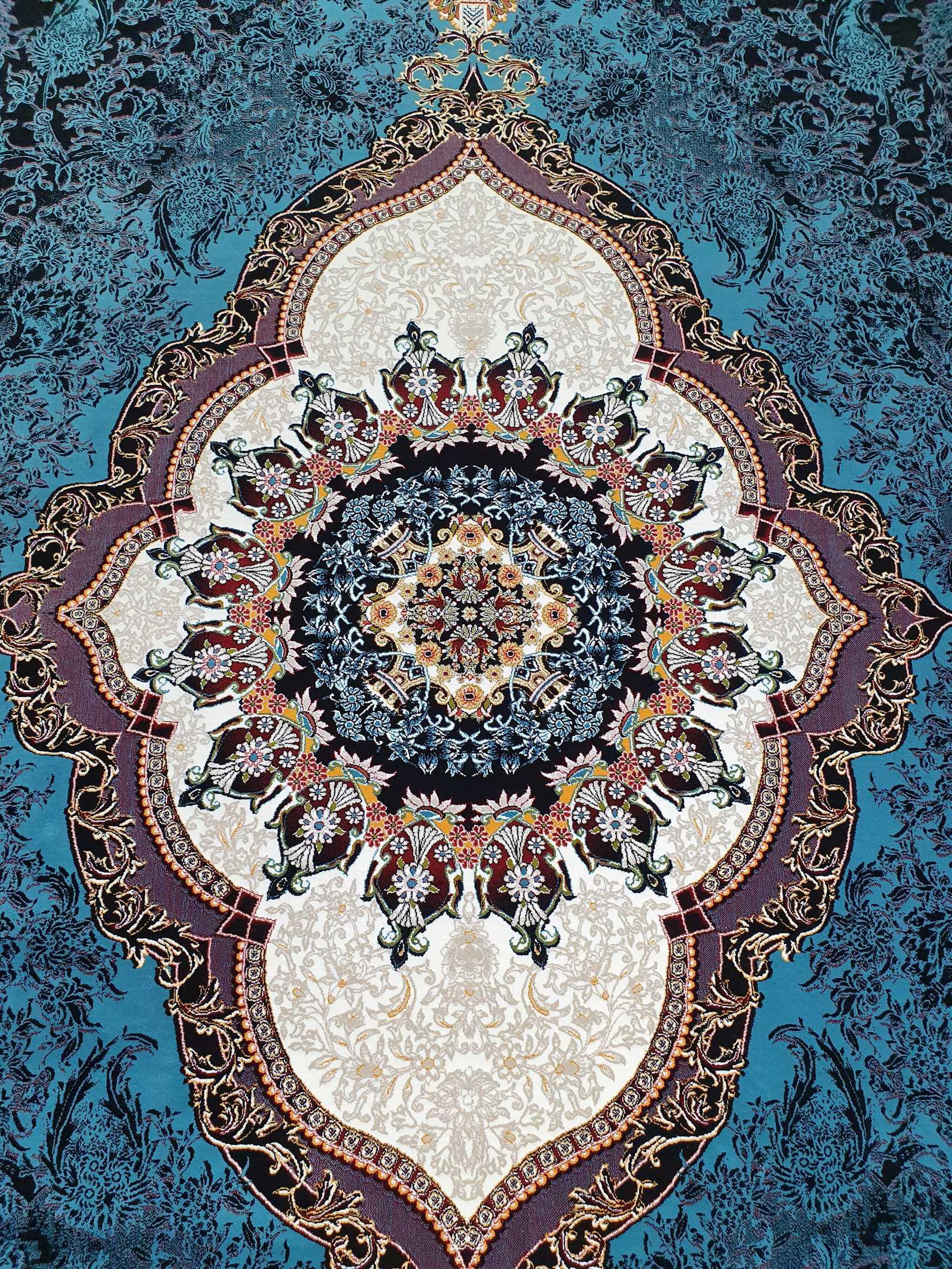 فرش تاج محل 1000 شانه