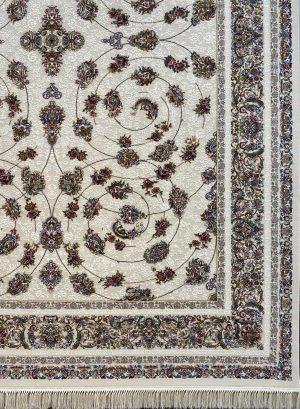 فرش مدل گلسرخ