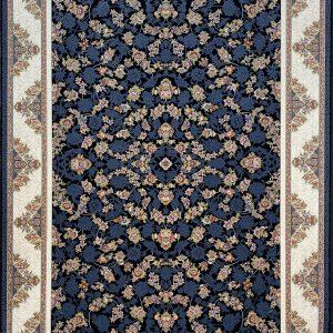 فرش کاشان- نقشه ساقیا ۱۲۰۰ شانه