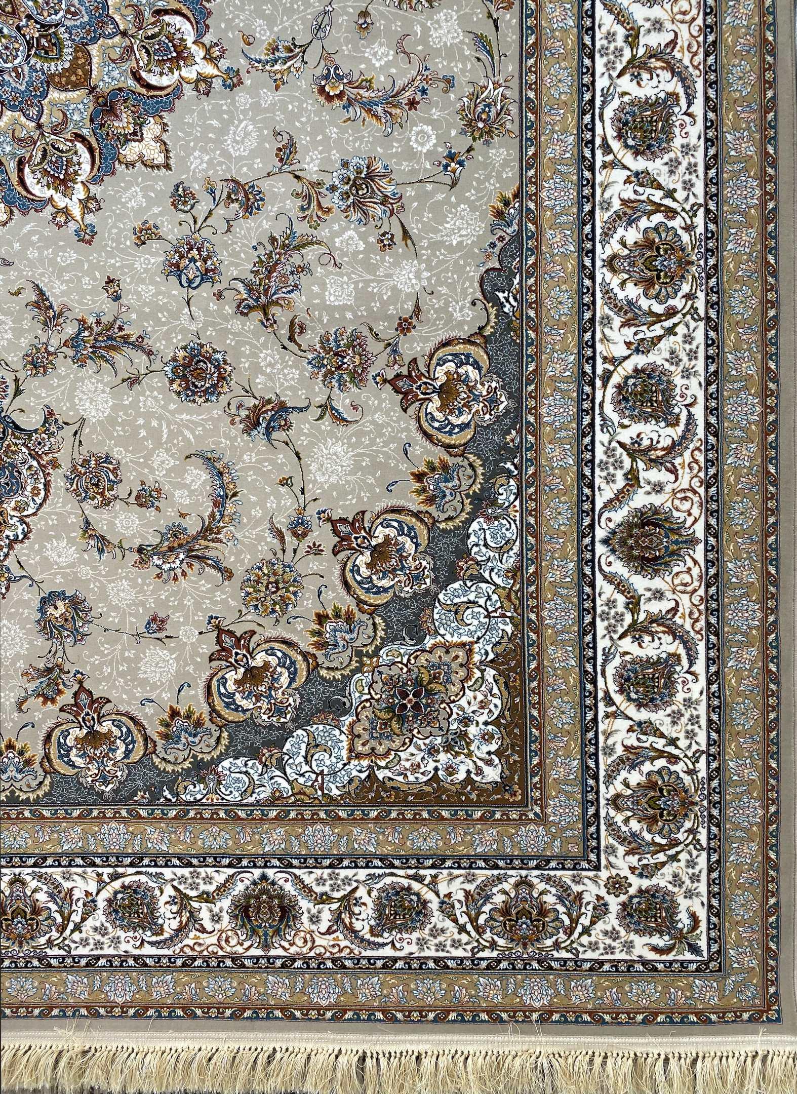 فرش اصفهان رنگ فیلی