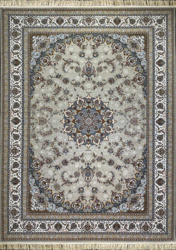 فرش 1000 شانه طرح اصفهان فیلی