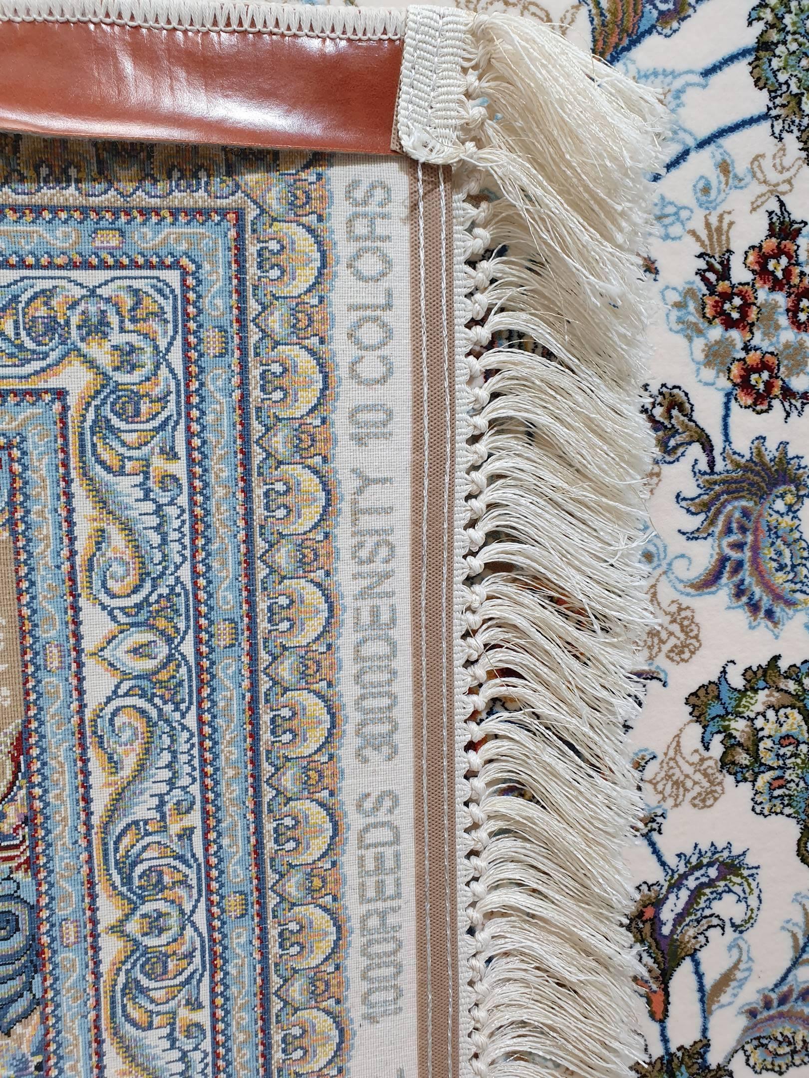 فرش رزباران 1000 شانه
