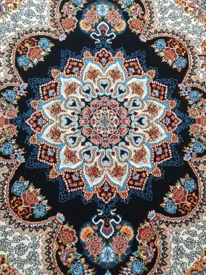 فرش باغ ملک