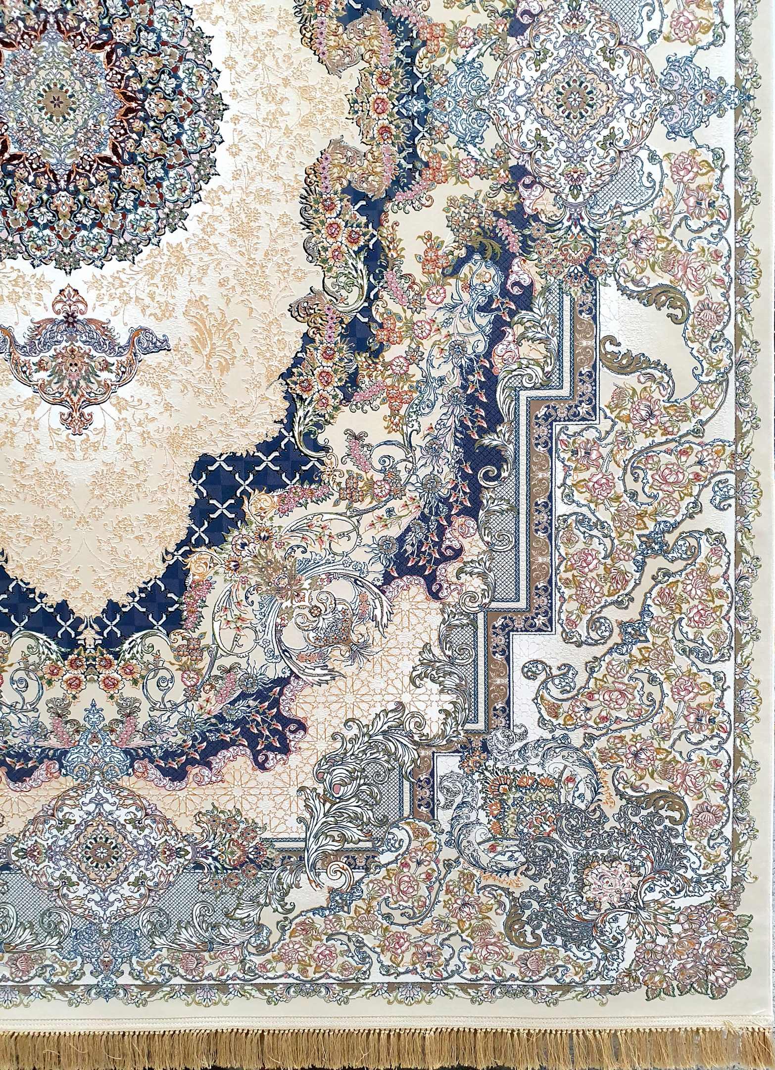 فرش الیزه گلبرجسته