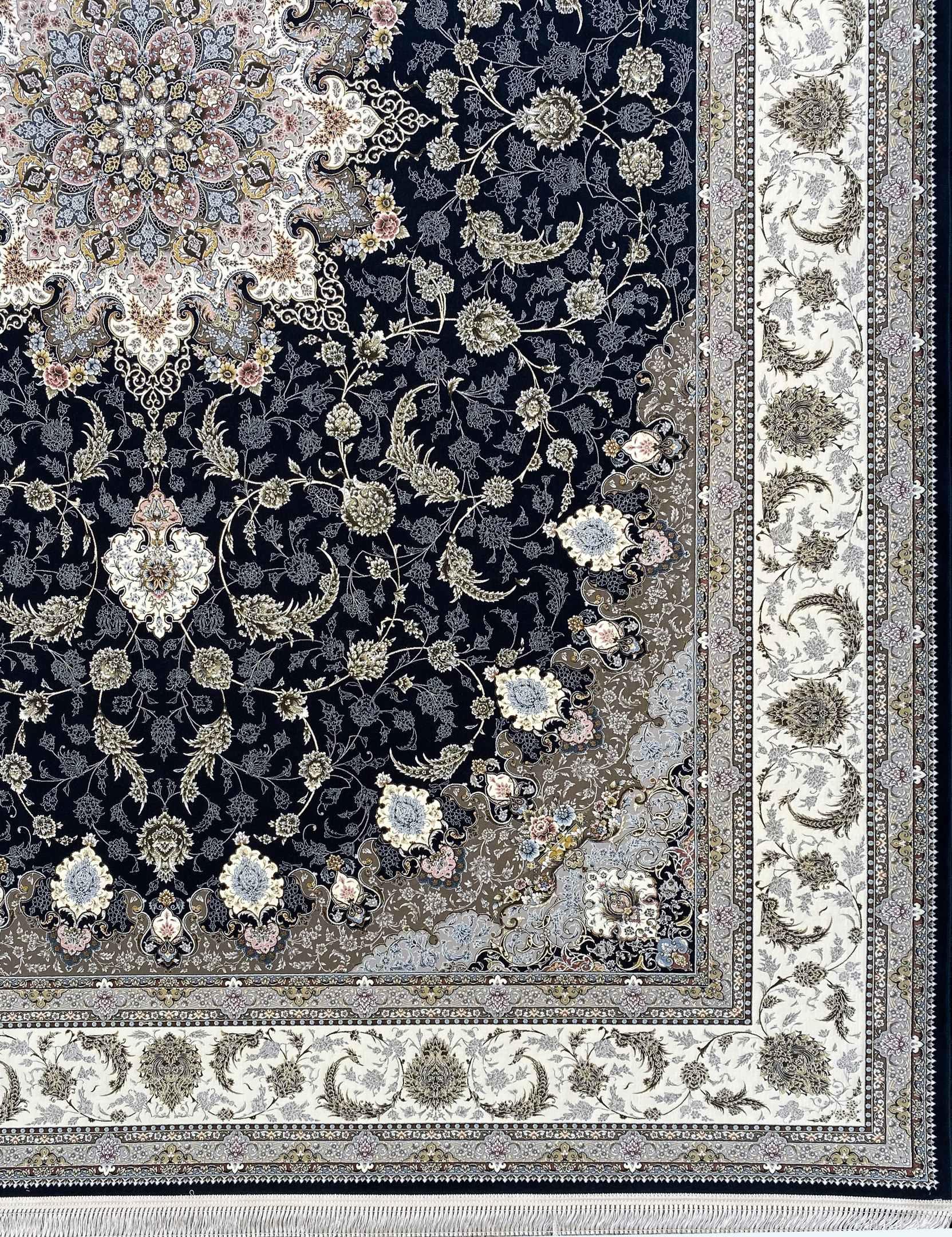 فرش 1500 شانه اصفهان