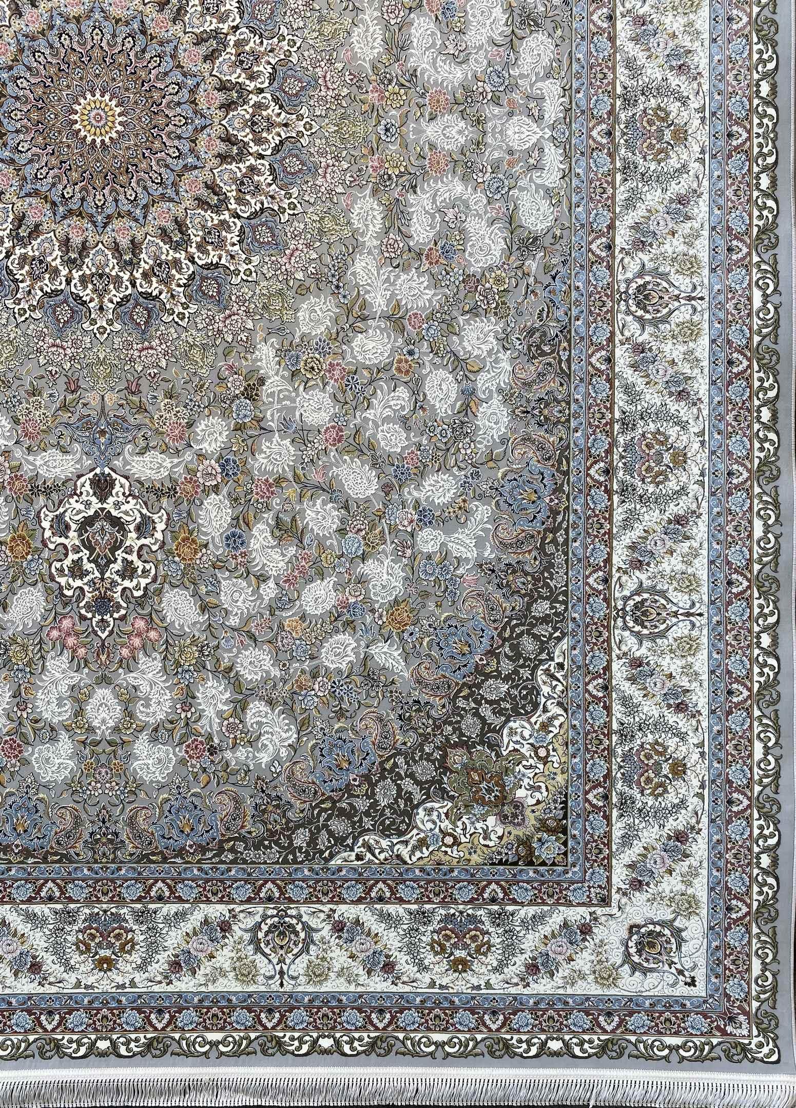 فرش طاوس 1500 شانه