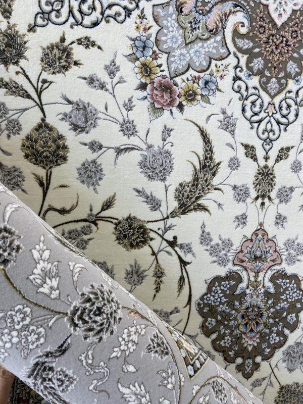فرش کاشان طرح اصفهان