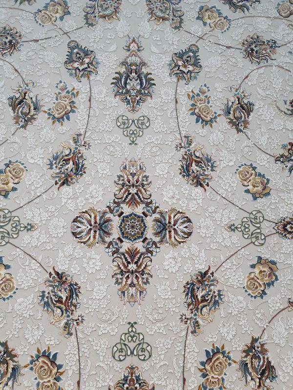 نقشه گلسرخ گلبرجسته