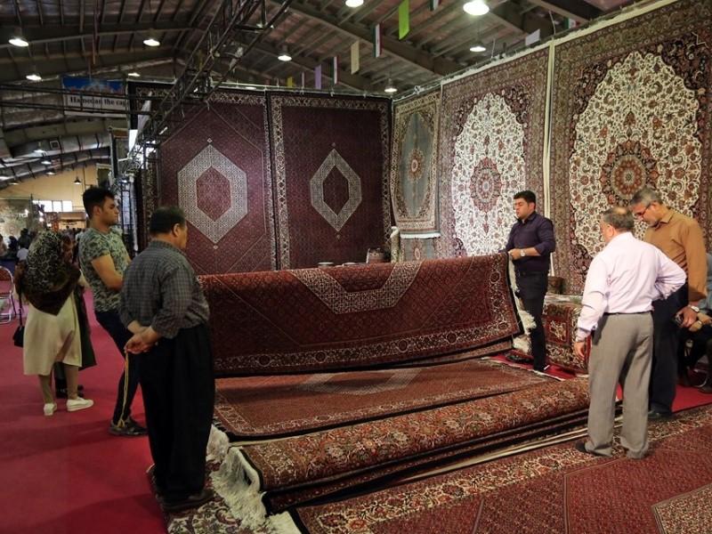 خرید فرش کاشان با تخفیفات ویژه عید-فرش کاشان2