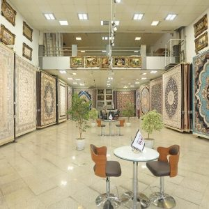 Kashan Carpet Exhibition and Representation in Tehran